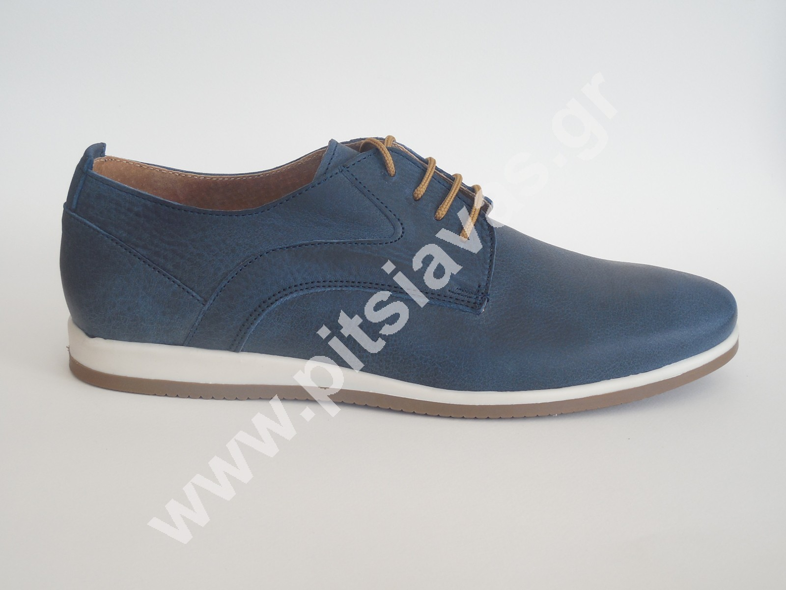 fbeb9d52159 Παπούτσια Ανδρικα NiceStep 700 ΜΠΛΕ καστόρι - pitsiavas